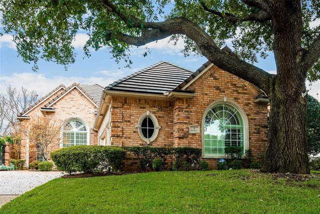 5 Woodcreek Lane, Frisco, TX 75034 (MLS #14213367) :: Acker Properties