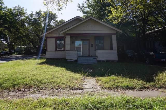1027 W 2nd Avenue, Corsicana, TX 75110 (MLS #14213381) :: Vibrant Real Estate