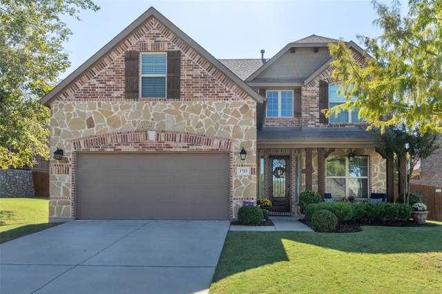 3715 Sweetbriar Drive, Mckinney, TX 75072 (MLS #14213394) :: RE/MAX Town & Country