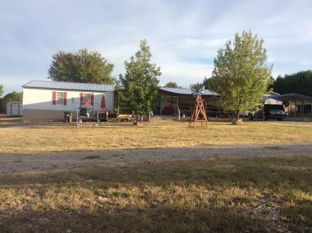 5027 Tin Top Road, Weatherford, TX 76087 (MLS #14213411) :: Vibrant Real Estate