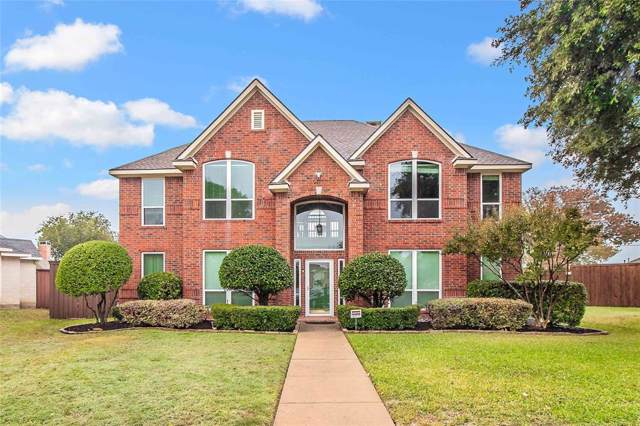 4076 Banff Court, Plano, TX 75093 (MLS #14213433) :: Hargrove Realty Group