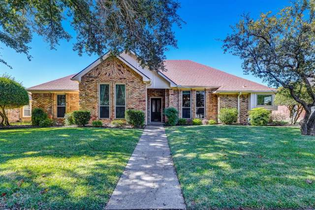 1401 Camelot Lane, Rowlett, TX 75088 (MLS #14213445) :: Vibrant Real Estate