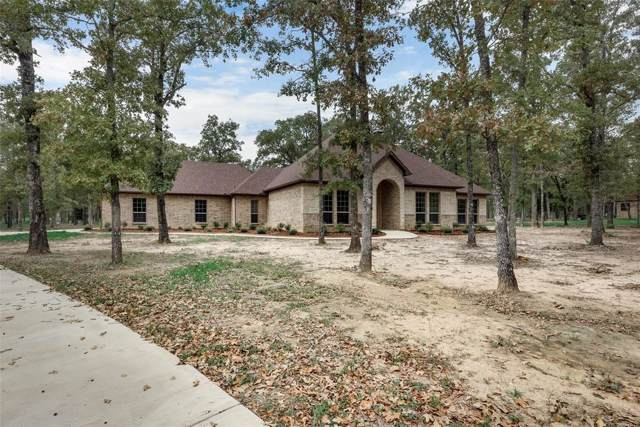6423 Standing Rock, Malakoff, TX 75148 (MLS #14213454) :: The Chad Smith Team