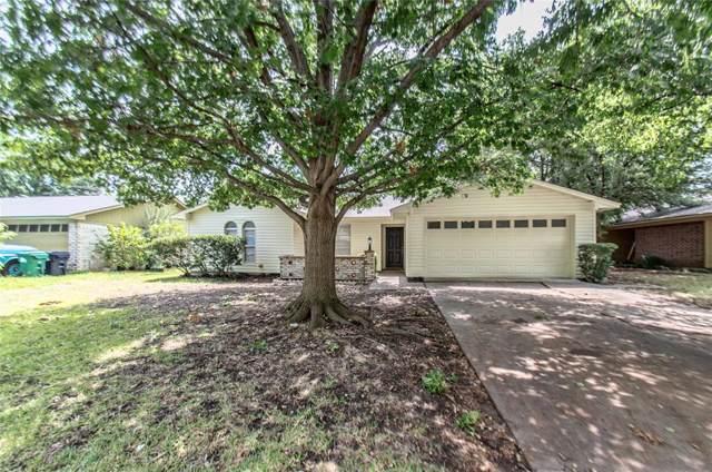 1229 Cordell Street, Denton, TX 76201 (MLS #14213534) :: The Mauelshagen Group