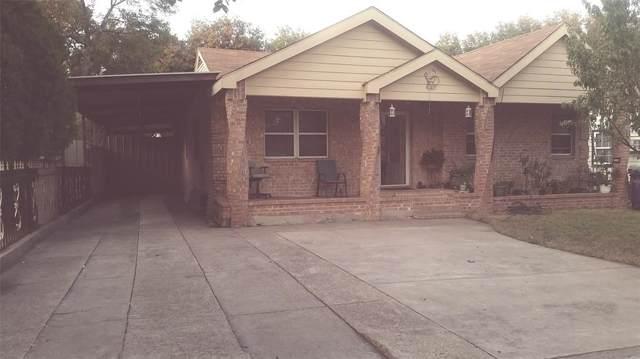 2119 Mountain Lake Road, Dallas, TX 75224 (MLS #14213559) :: Lynn Wilson with Keller Williams DFW/Southlake