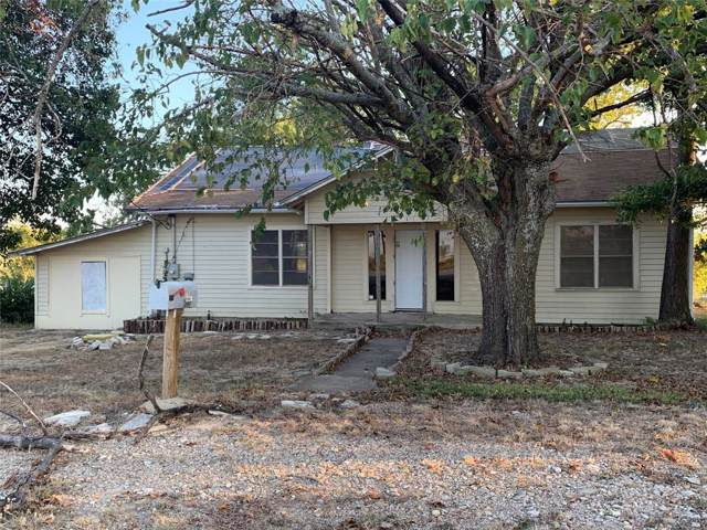 1366 Park Road, Hamilton, TX 76531 (MLS #14213579) :: Lynn Wilson with Keller Williams DFW/Southlake