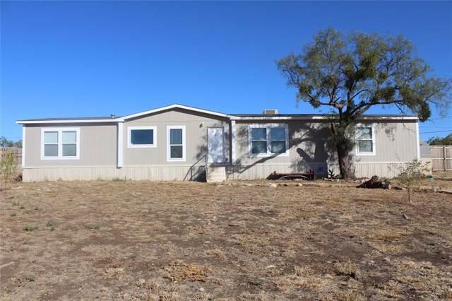 602 E 7th Street, Baird, TX 79504 (MLS #14213581) :: The Heyl Group at Keller Williams