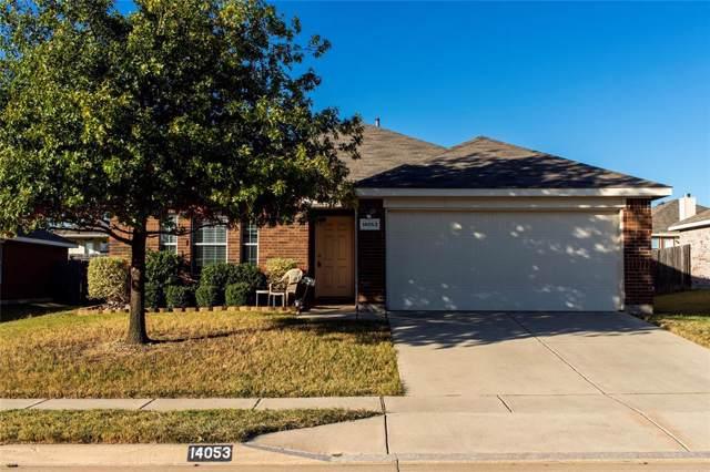 14053 Tanglebrush Trail, Fort Worth, TX 76052 (MLS #14213584) :: Real Estate By Design