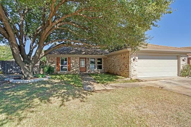 721 Pepperidge Drive, Arlington, TX 76014 (MLS #14213593) :: RE/MAX Town & Country