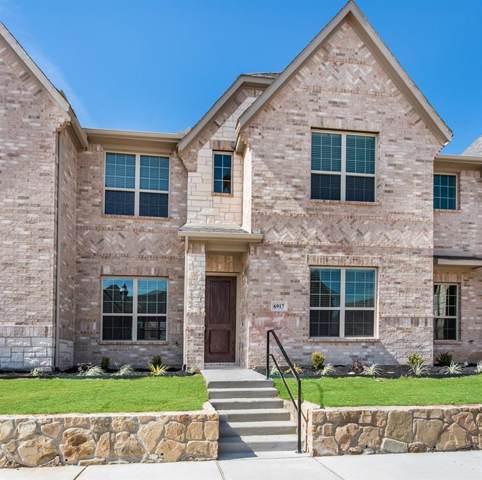 8213 Cotton Belt Lane, North Richland Hills, TX 76182 (MLS #14213600) :: Tenesha Lusk Realty Group