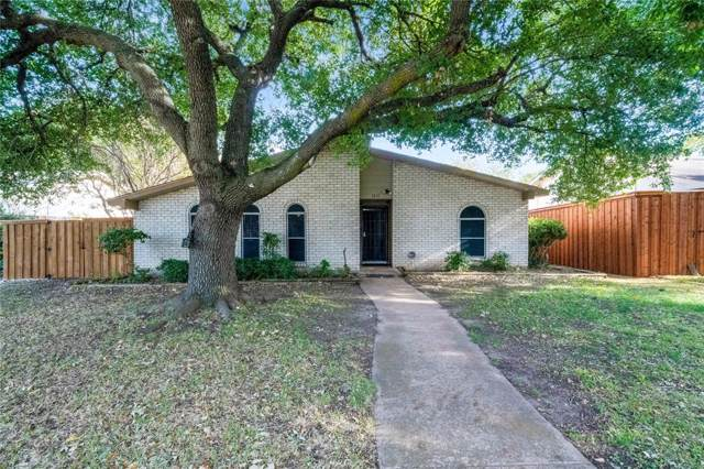 7210 Chinaberry Road, Dallas, TX 75249 (MLS #14213632) :: RE/MAX Town & Country