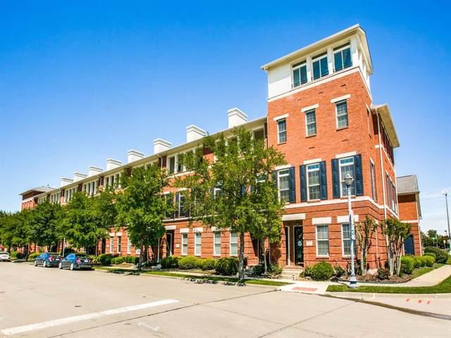 8218 Library Street, Frisco, TX 75034 (MLS #14213666) :: Trinity Premier Properties