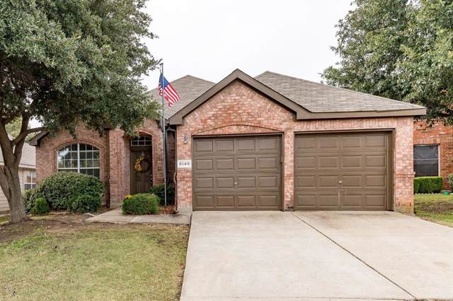 8149 Keechi Creek Court, Fort Worth, TX 76137 (MLS #14213681) :: RE/MAX Town & Country