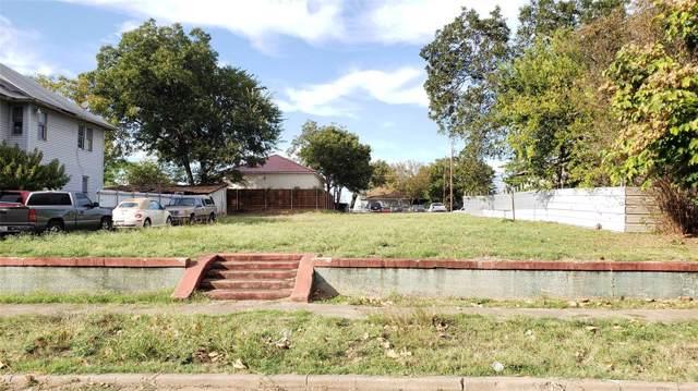 817 E 9th Street, Dallas, TX 75203 (MLS #14213685) :: Dwell Residential Realty