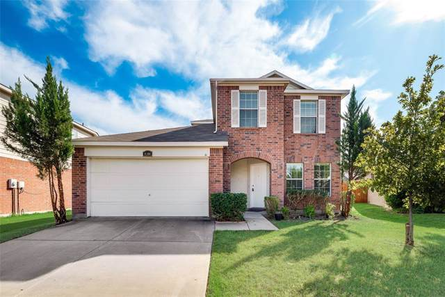 4104 Silverwood Trail, Fort Worth, TX 76244 (MLS #14213689) :: Dwell Residential Realty