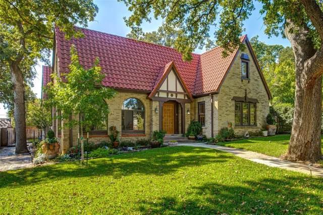 1015 W Oak Street, Denton, TX 76201 (MLS #14213695) :: The Mauelshagen Group