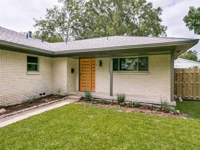 9703 Robin Hill Circle, Dallas, TX 75238 (MLS #14213698) :: Dwell Residential Realty