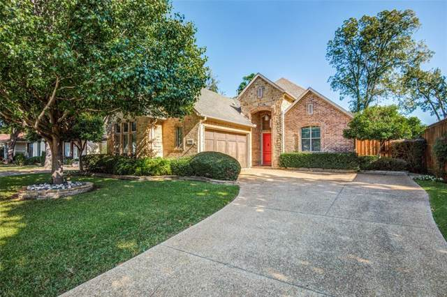 5214 Parkland Avenue, Dallas, TX 75235 (MLS #14213742) :: Bray Real Estate Group