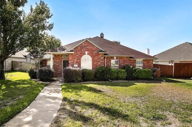 912 Carnegie Court, Allen, TX 75002 (MLS #14213754) :: RE/MAX Town & Country