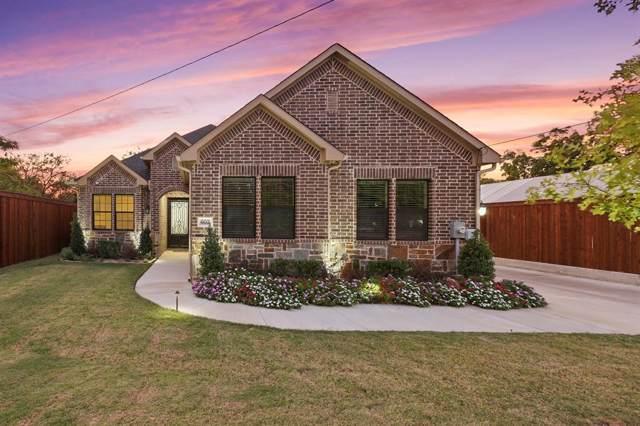603 N Nursery Road, Irving, TX 75061 (MLS #14213762) :: Real Estate By Design