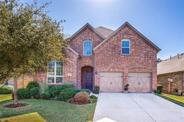 1240 Fortner Road, Lantana, TX 76226 (MLS #14213763) :: Van Poole Properties Group