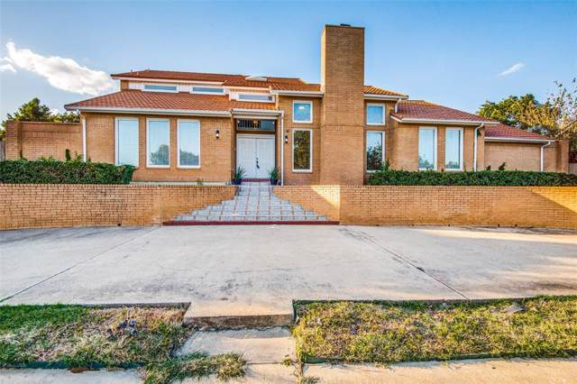 705 Rosita Street, Irving, TX 75062 (MLS #14213778) :: Vibrant Real Estate