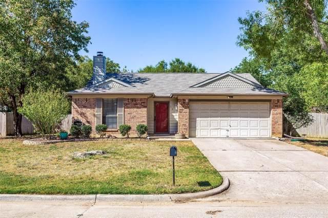 3510 Longview Drive, Corinth, TX 76210 (MLS #14213851) :: Team Tiller