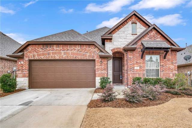 420 Stableford Street, Celina, TX 75009 (MLS #14213863) :: RE/MAX Town & Country