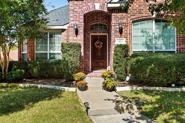 4624 Farringdon Lane, Mckinney, TX 75070 (MLS #14213872) :: All Cities Realty