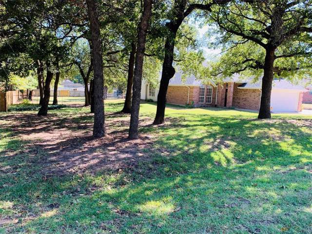 804 Wood Trail, Azle, TX 76020 (MLS #14213882) :: RE/MAX Town & Country