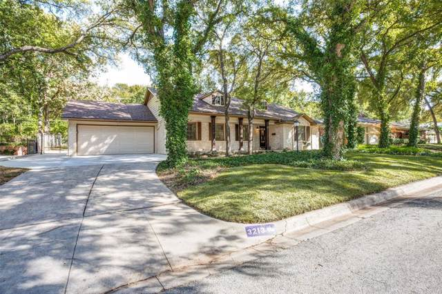 3213 Preston Hollow Road, Fort Worth, TX 76109 (MLS #14213895) :: North Texas Team | RE/MAX Lifestyle Property