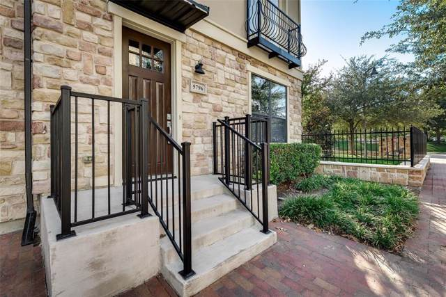 5796 Robbie Road, Plano, TX 75024 (MLS #14213942) :: The Kimberly Davis Group