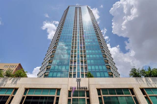 500 Throckmorton Street #1007, Fort Worth, TX 76102 (MLS #14213979) :: The Mitchell Group