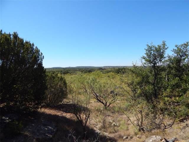 TBD Cr 187, Lake Cisco, TX 76437 (MLS #14214012) :: Robbins Real Estate Group