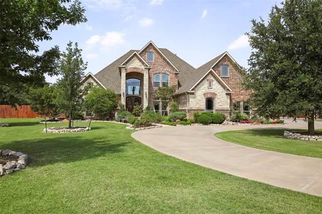 316 Spring Grove Drive, Waxahachie, TX 75165 (MLS #14214058) :: Lynn Wilson with Keller Williams DFW/Southlake