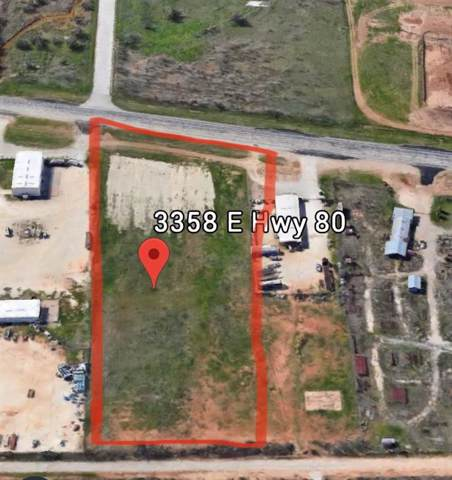 3358 E Us Highway 80, Abilene, TX 79601 (MLS #14214065) :: All Cities Realty
