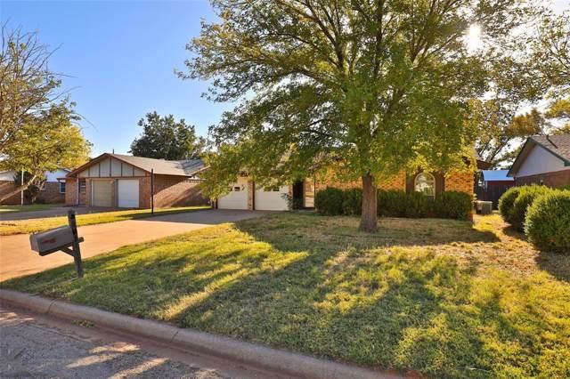 3101 Post Oak Road, Abilene, TX 79606 (MLS #14214070) :: Team Hodnett