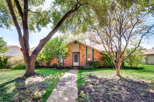 1204 Middle Cove Drive, Plano, TX 75023 (MLS #14214083) :: Hargrove Realty Group