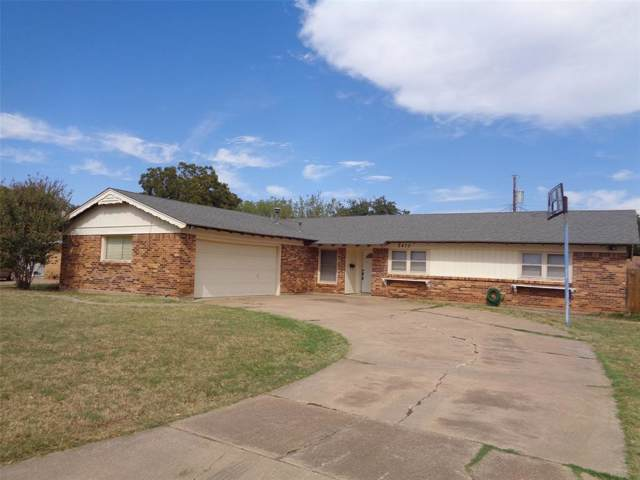 2473 Campus Court, Abilene, TX 79601 (MLS #14214161) :: All Cities Realty
