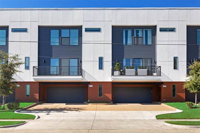 5023 Fuqua Street #103, Dallas, TX 75206 (MLS #14214193) :: The Hornburg Real Estate Group
