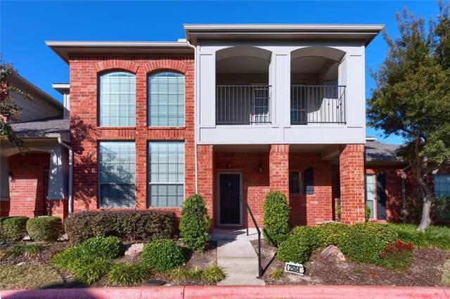 575 S Virginia Hills Drive #2504, Mckinney, TX 75072 (MLS #14214203) :: Robbins Real Estate Group
