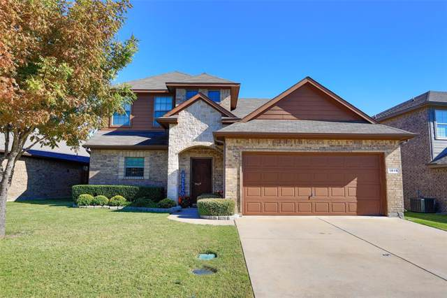 1815 Bersand, Gainesville, TX 76240 (MLS #14214213) :: RE/MAX Town & Country