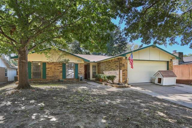 4324 Crabapple Street, Fort Worth, TX 76137 (MLS #14214245) :: Hargrove Realty Group