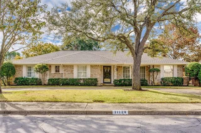 11124 Yorkspring Drive, Dallas, TX 75218 (MLS #14214268) :: RE/MAX Town & Country