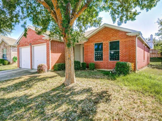 139 Walnut Drive, Seagoville, TX 75159 (MLS #14214273) :: All Cities Realty