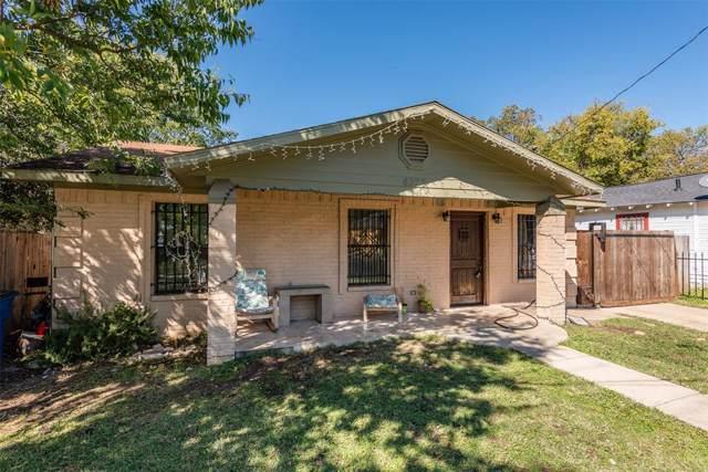 4323 Jamaica Street, Dallas, TX 75210 (MLS #14214288) :: Vibrant Real Estate