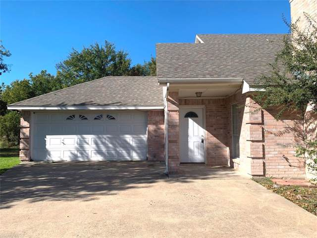 1115 Oxford Drive, Gainesville, TX 76240 (MLS #14214331) :: RE/MAX Town & Country