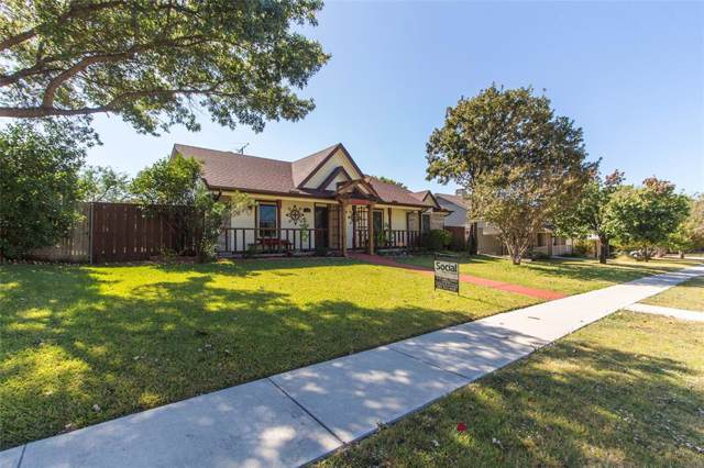 1134 Woodrow Drive, Lewisville, TX 75067 (MLS #14214444) :: Vibrant Real Estate