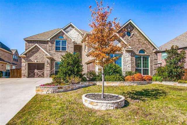 710 Salada Drive, Prosper, TX 75078 (MLS #14214446) :: RE/MAX Town & Country