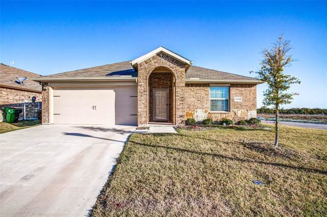 2401 Hankinson Lane, Fate, TX 75189 (MLS #14214482) :: RE/MAX Landmark